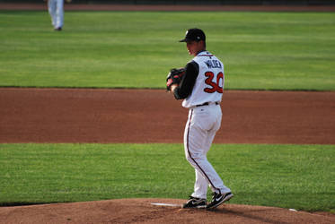 Walden ready to pitch