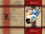 L from deathnote Wallpaper