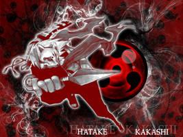 Kakashi ANBU wallpaper by Hallucination-Walker