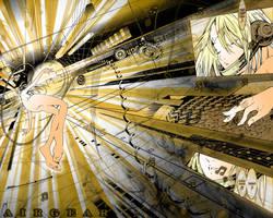 gold Kururu wallpaper by Hallucination-Walker