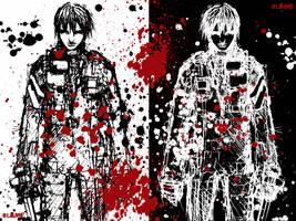 BLAME wallpaper 7 by Hallucination-Walker