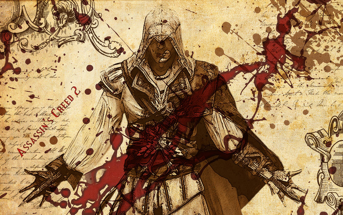assassins blood essay Assassin's creed in popular video game culture essay  are popular but one franchise that has stood out in video game media is assassin's creed  or gore/blood .