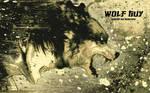 Wolf Guy Green+Cream WP