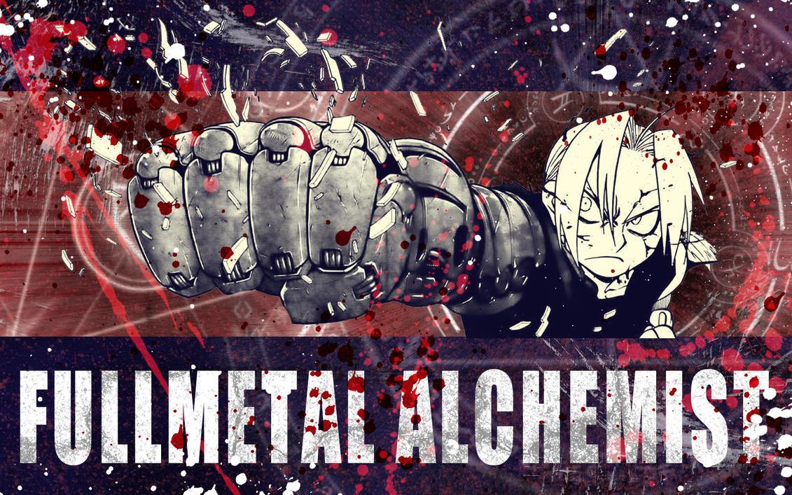 FullMetal Alchemist WP by Hallucination-Walker