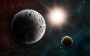 Planets WP by Hallucination-Walker