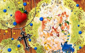 Sailor Moon Summer WP by Hallucination-Walker