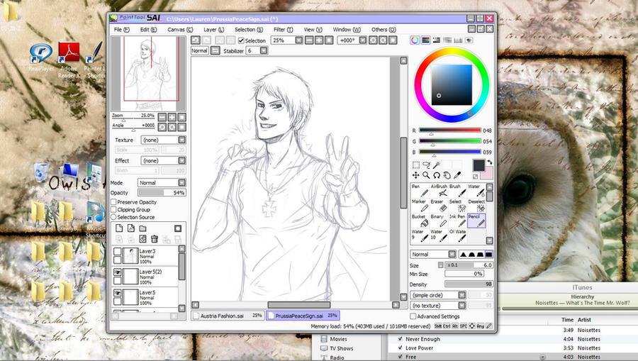 Desktop Screenshot Prussia
