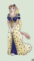 Request:- Athena the Palomino Mink