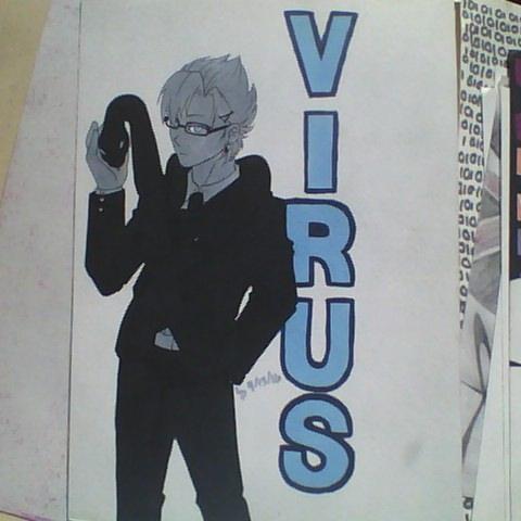 VIRUS by ForbidenRelationship