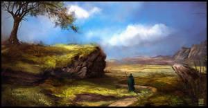 Wanderer by Bendragonx