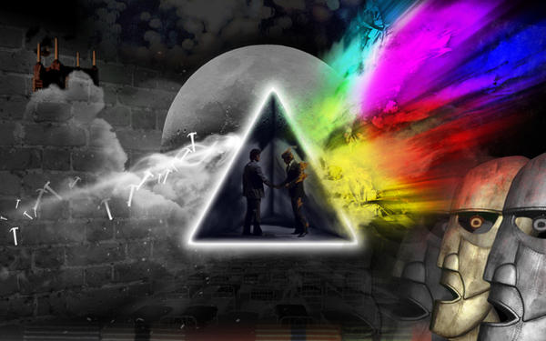 Tribute to Pink Floyd by ~cuto on deviantART