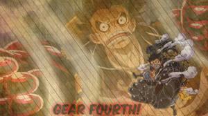 Gear Fourth Wallpaper