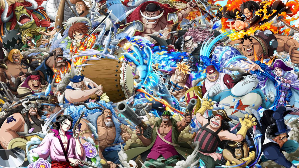 One Piece Treasure Cruise apk android, pc et ios