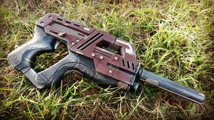 M11 Suppressor (Mass Effect)