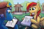Let's Draw Ponies!