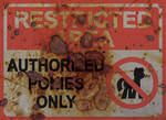 MLP - FoE - Restricted Area