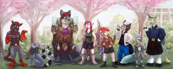 Guild of the Forgotten Headmasters