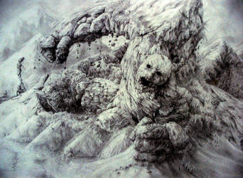 Earth Titan by milfredo