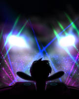 The greatest gig in the sky by TheRavenCriss