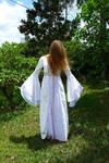 White Dress Stock 3