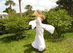 White Dress Stock 5
