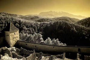 view from the past - infrared by Konczey-Zsolt