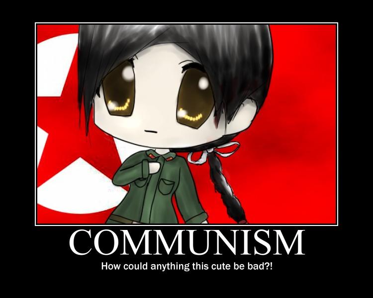 Communism Motivational 2 by PunkNarumi
