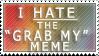 'Grab My' Stamp by PunkNarumi