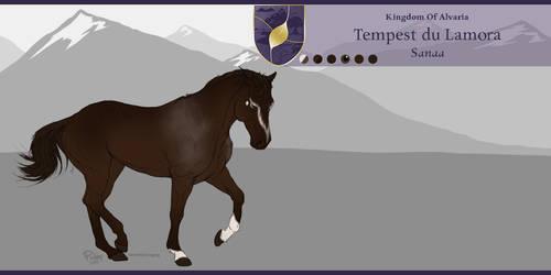 Tempest du Lamora by LamorianQueen