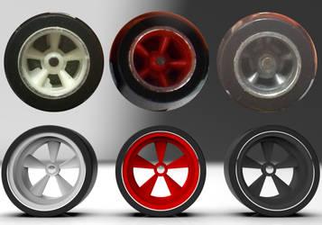 Prototype Style CM5 Wheels by NicolasDavila
