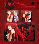 Pack: Rias Gremory.