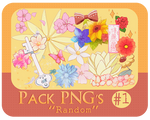 Pack: PNG's #1.