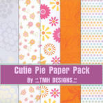 Cutie Pie Paper Pack
