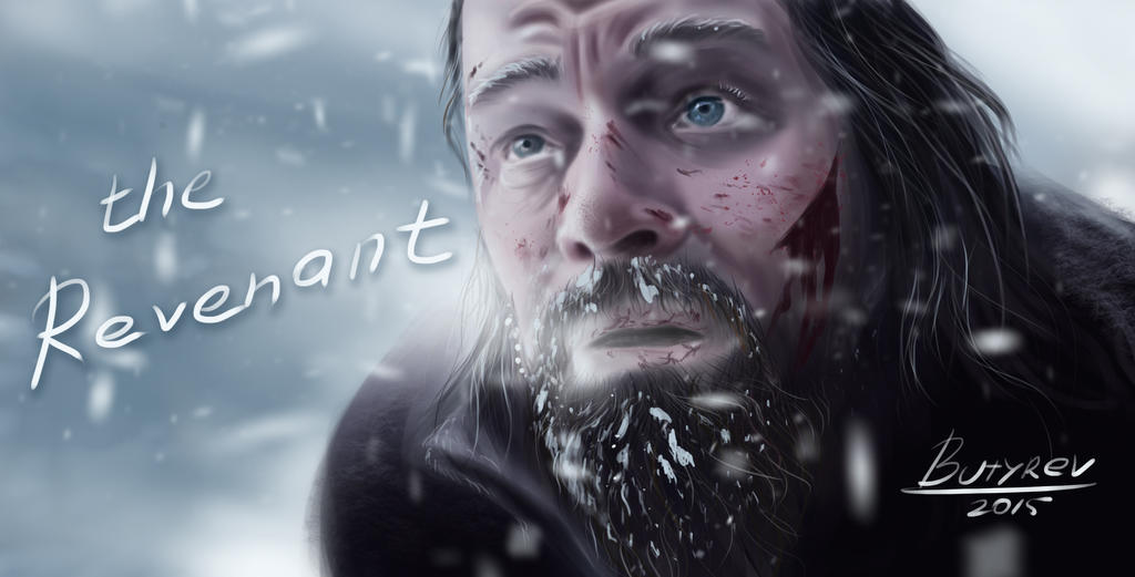 The Revenant by Fa11en85