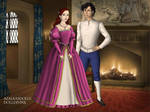Ariel and Eric I Tudor Style