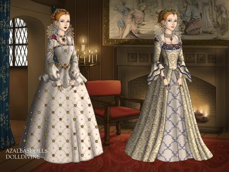 Alternate Elizabeth's by TFfan234