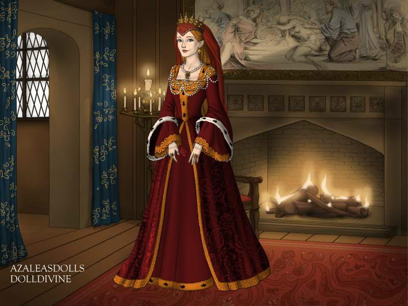 Elizabeth of York by TFfan234