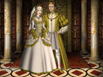 Disney Aurora and Philip, Wedding
