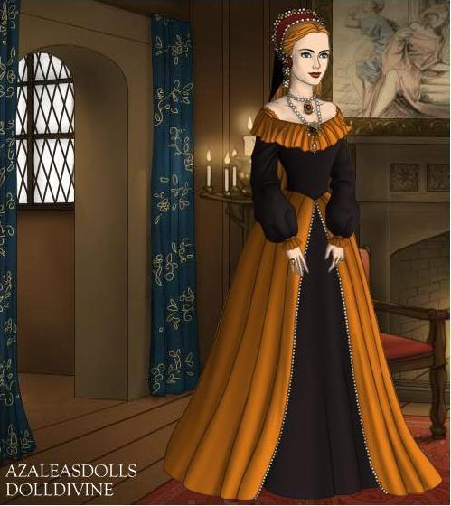 Elizabeth Woodville by TFfan234