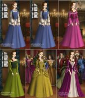 Belle, Tudor Style by TFfan234