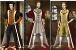 AU Tudor Rulers of England in 1500s