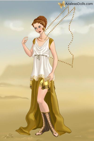 Nike Goddess Of Victory By Tffan234 On Deviantart