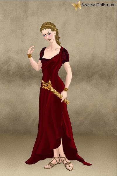 Eileithyia, Goddess of Childbirth by TFfan234 on DeviantArt