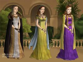 Demeter's daughters by TFfan234