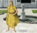 Chrysus, God of Golden Riches