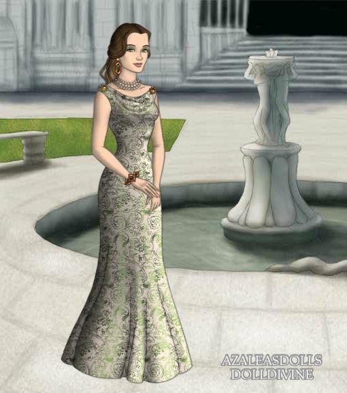 Homonia, Goddess of Concord & Unanimty by TFfan234