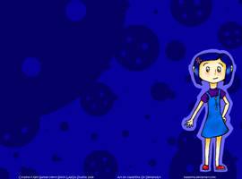 Coraline: Summer Background by HayaMika