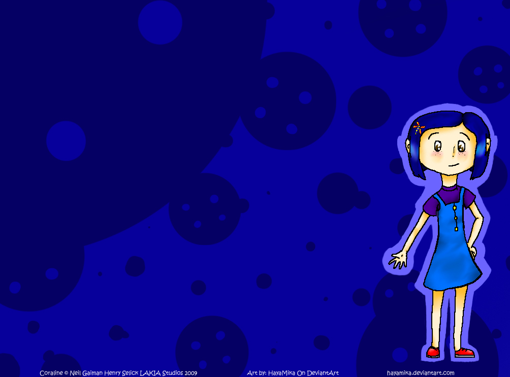 Coraline Summer Background By Hayamika On Deviantart