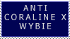 Anti CoralineXWybie Stamp by HayaMika