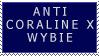 Anti CoralineXWybie Stamp by HayaMika